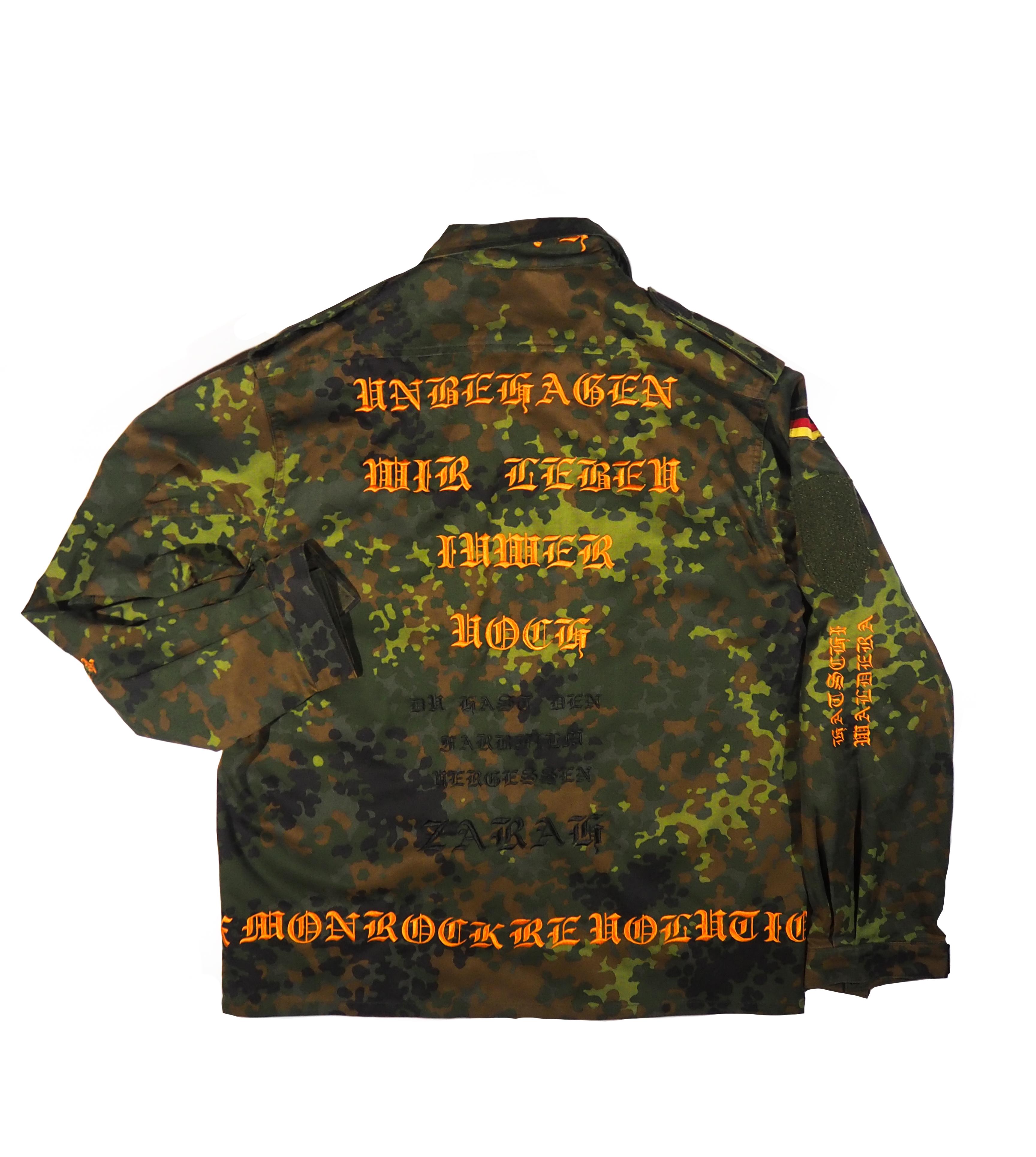 b09bded70 Chaqueta militar Nina Hagen